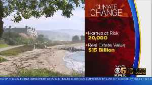 Report: Rising Sea Levels May Wipe Out 20,000 Bay Area Homes