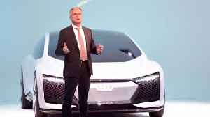 News video: Audi CEO Rupert Stadler Arrested in Emissions Scandal