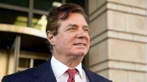 News video: Ex-Trump Campaign Manager Paul Manafort Sent To Jail Until Trial