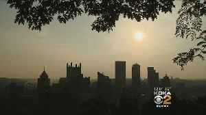 News video: Code Orange Air Quality Alert Issued For Pittsburgh Region