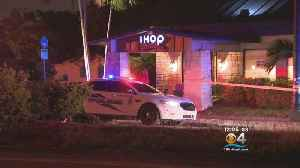 News video: Deadly Shooting At Miami Springs IHOP