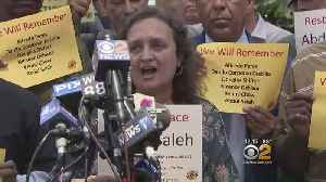 News video: New York Taxi Workers Alliance Rally For Change
