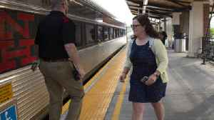 Commuters Want To Get A Feel For CT Rail Service