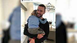 News video: Father's Day Roundup! How the Stars Celebrated the Special Day