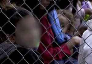 News video: Border Patrol Video Shows Immigrants Being Held at McAllen Processing Center