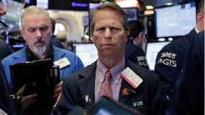 News video: Wall Street Drops Amid U.S. Drama With China