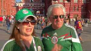 News video: Mexican fans react as FIFA opens case on alleged homophobic chants