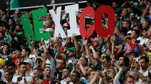 Mexico's fans celebrate World Cup upset as El Tri beats Germany