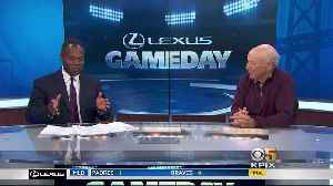 Giants Host Marty Lurie Joins Gameday