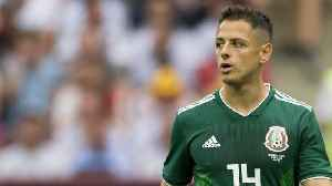 News video: Chicharito Shed Tears After Mexico's Victory Over Germany