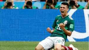 News video: IGEA Records Tremors In Mexico After Hirving Lozano Scores