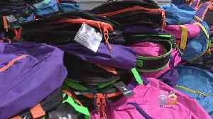 News video: Cradles To Crayons Gifts Mastery Charter Hardy Williams Academy Students Backpacks