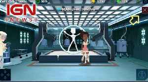News video: Westworld Mobile Game Coming This Week