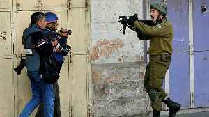 News video: Bill seeks to ban filming of Israeli soldiers in action
