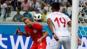 News video: Harry Kane Lifts England Past Tunisia In World Cup Match