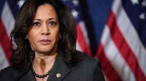 News video: Sen. Kamala Harris Calls On DHS Secretary to Resign