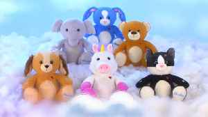 News video: These CloudPets Were Caught Leaking Voice Recordings