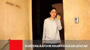 News video: Kareena Kapoor Khan's Deglam Avatar