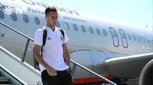 News video: Spain land in Kazan ahead of Iran match