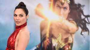 News video: 'Wonder Woman 1984': Fans Speculate Appearance Of Invisible Jet