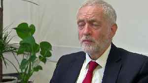 News video: Corbyn says cannabis should be legalised for medicinal use