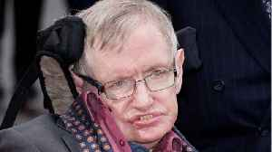 A Monologue By Stephen Hawking Will Be Delivered To Black Hole In 3,500 Years