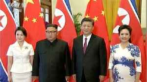 North Korea's Kim Visits Beijing