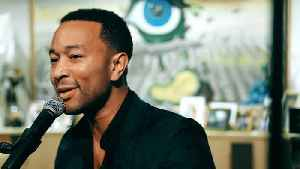 News video: For John Legend, making wine is as collaborative as making music