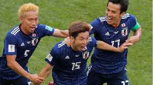 News video: Japan's Historic Win Over Colombia