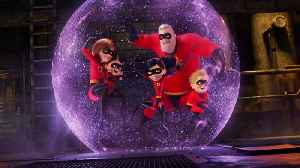Movie Theaters Issue Warning For Incredibles 2 Warning
