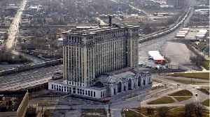 Detroit's Michigan Central Will Anchor Ford's New High-Tech Detroit Campus