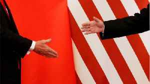 News video: Trump threatens almost all imports from China as Beijing fires back
