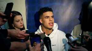 News video: Lottery Prospect Compares Himself To Elite NBA Forwards