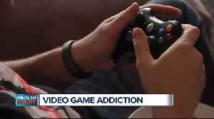 News video: World Health Organization considers 'Gaming Disorder' a unique mental health condition