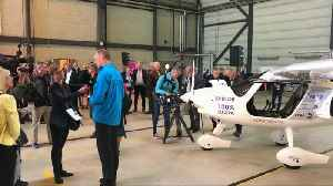 Norway tests tiny electric plane, sees passenger flights by 2025