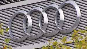 VW names interim Audi boss after CEO arrest [Video]