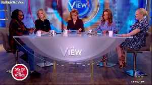 The View Discusses IG Report