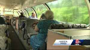 News video: Railroad gives you historical look at Cape Cod: Made in Mass.