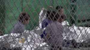 News video: Senator Bashes Trump Administration After Touring Detention Facilities