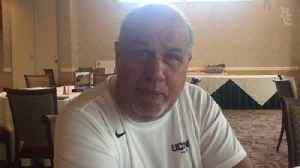 News video: UConn's Ray Reid On World Cup, Juan Carlos Osorio