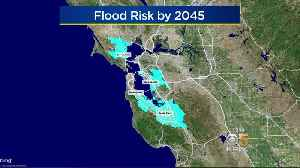 Report: Rising Sea Levels To Flood Thousand OF Bay Area, California Homes