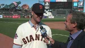 Giants High-Priced Prospect Joey Bart Talks With Dennis O'Donnell