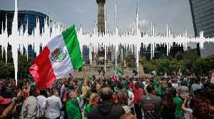 News video: Seismologist Explains How World Cup Fans Triggered an Earthquake Detector in Mexico