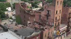 News video: Woman Rescued After 7-Story Building Collapses In Poughkeepsie