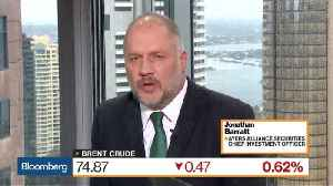 News video: OPEC Needs Steady Oil Price, Ayers Alliance's Barratt Says