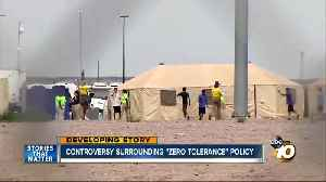 News video: Controversy surrounding