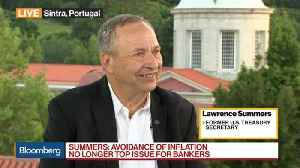 News video: Summers on U.S. Economy, Inflation and `Secular Stagnation'