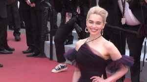 News video: Emilia Clarke bids final farewell to Game of Thrones set