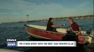 News video: West Side Rowing Club offers programs for beginners