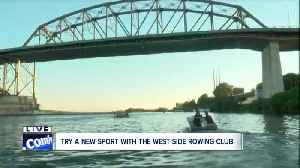 News video: West Side Rowing Club accessible to all!